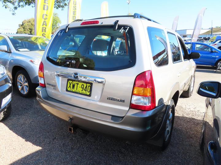 MAZDA TRIBUTE Limited Limited Wagon 5dr Auto 4sp 4x4 3.0i
