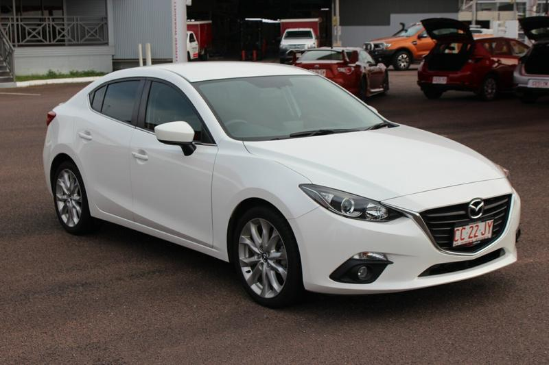 MAZDA 3 Maxx BM Series Maxx Sedan 4dr SKYACTIV-Drive 6sp 2.0i [Jan]