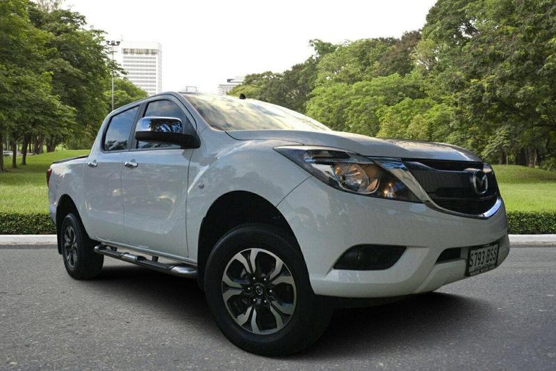 MAZDA BT-50 XTR UR XTR Hi-Rider Utility Dual Cab 4dr Spts Auto 6sp 4x2 3.2DT