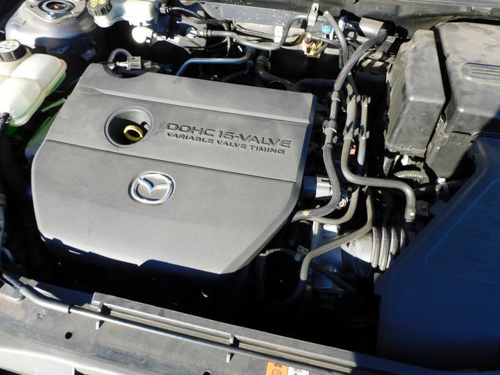 MAZDA 3 Neo BK Series 2 Neo Sedan 4dr Man 5sp 2.0i