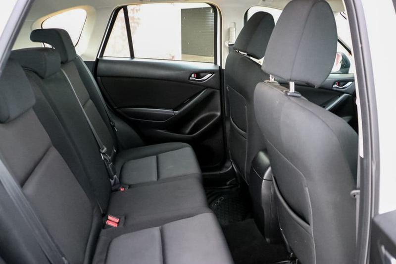 MAZDA CX-5 Maxx KE Series 2 Maxx Wagon 5dr SKYACTIV-Drive 6sp i-ACTIV AWD 2.5i