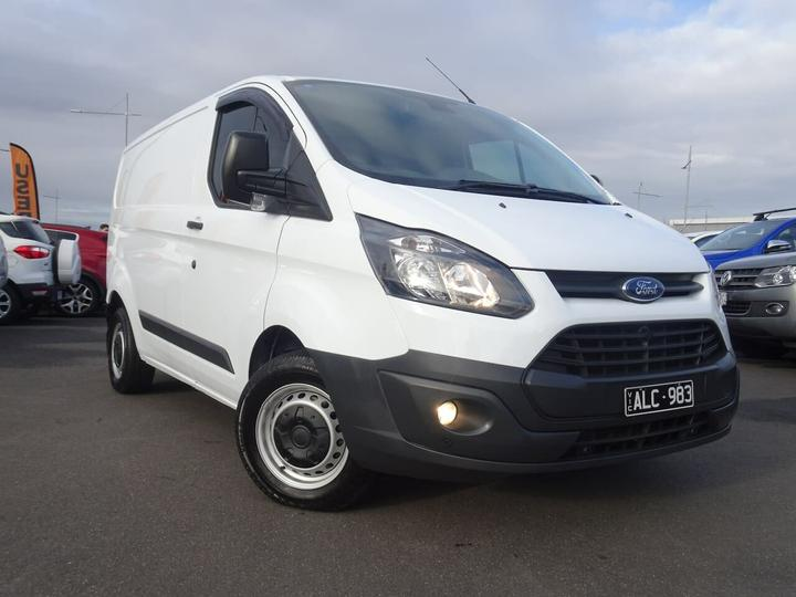 2016 Ford Transit Custom 330l