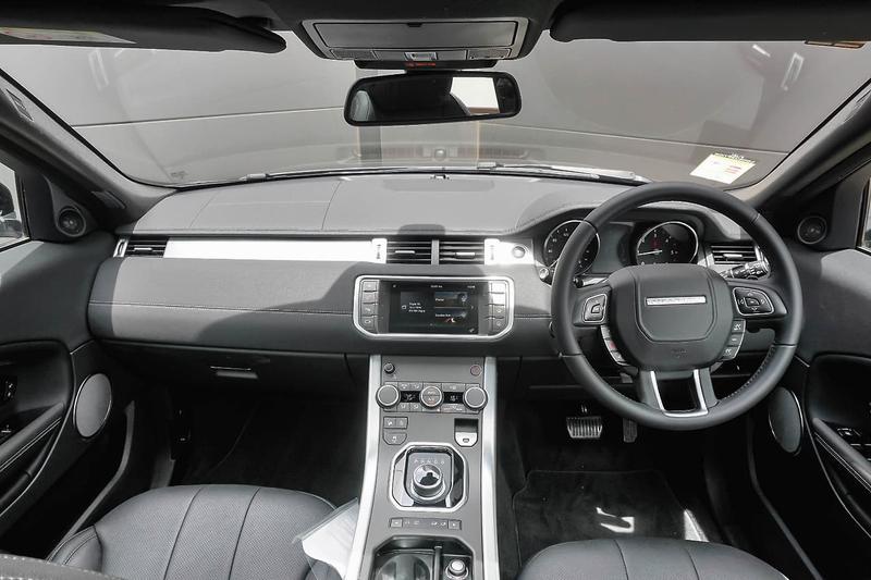 LAND ROVER RANGE ROVER EVOQUE TD4 180 L538 TD4 180 SE Dynamic Wagon 5dr Spts Auto 9sp 4x4 2.0DT [MY18]