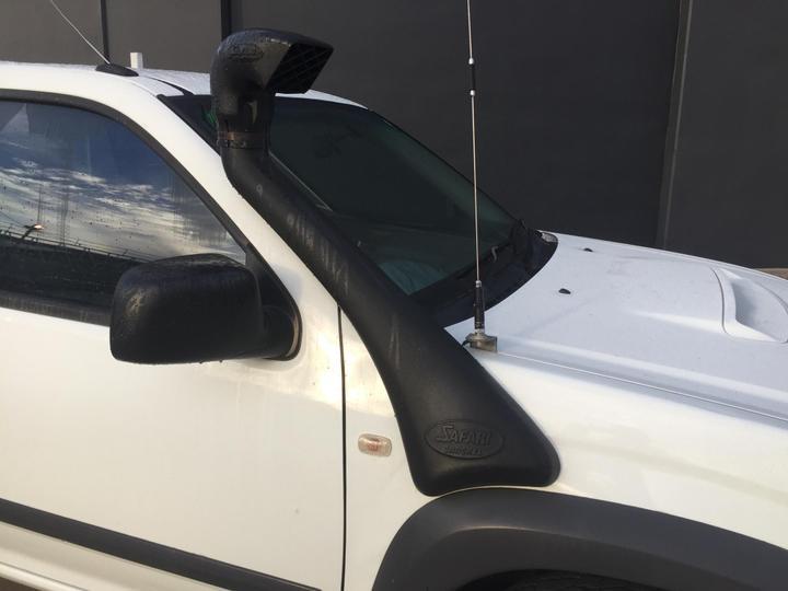 ISUZU D-MAX SX SX Cab Chassis Space Cab 4dr Man 5sp 4x4 3.0DT [MY12]
