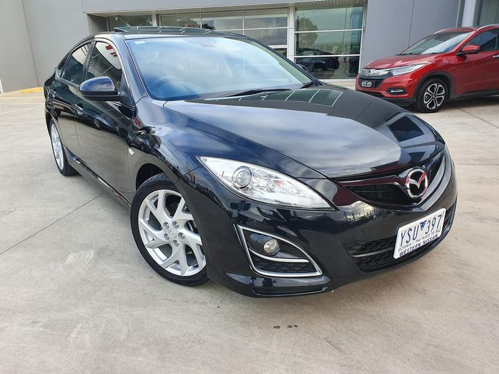 MAZDA 6 Luxury Sports GH Series 2 Luxury Sports Hatchback 5dr Spts Auto 5sp 2.5i [MY10]