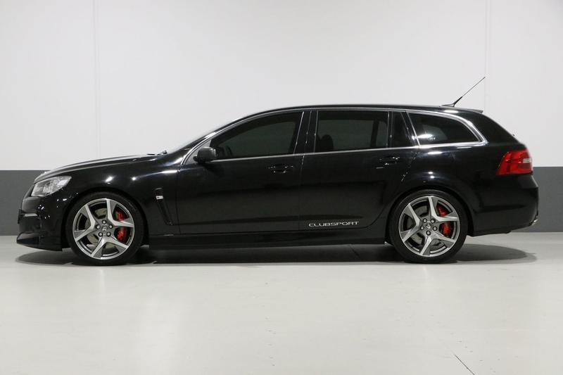 HOLDEN SPECIAL VEHICLES CLUBSPORT R8 GEN-F R8 Tourer 5dr Spts Auto 6sp 6.2i [MY15]