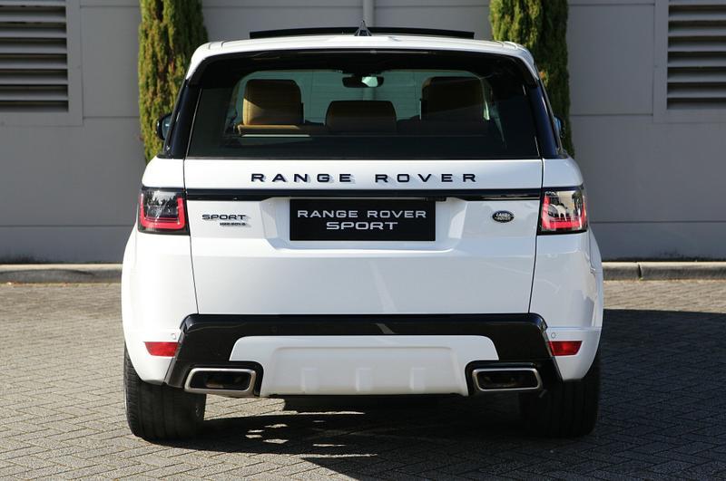 LAND ROVER RANGE ROVER SPORT SDV6 L494 SDV6 HSE Dynamic Wagon 5dr CommandShift 8sp 4x4 3.0DTT [MY19.5]