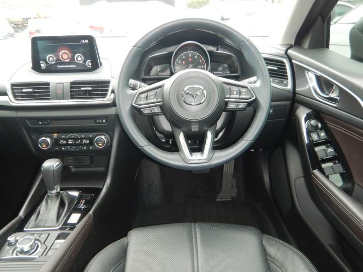 MAZDA 3 SP25 BN Series SP25 Astina Hatchback 5dr SKYACTIV-Drive 6sp 2.5i [May]