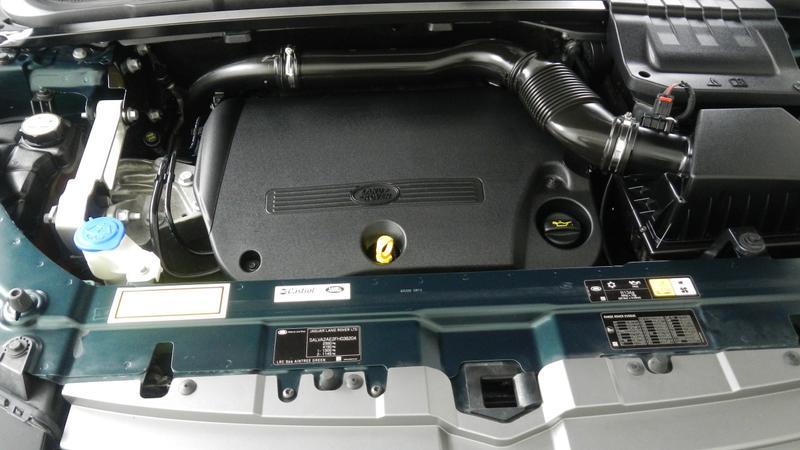 LAND ROVER RANGE ROVER EVOQUE SD4 L538 SD4 Pure Wagon 5dr Spts Auto 9sp 4x4 2.2DT [MY15]