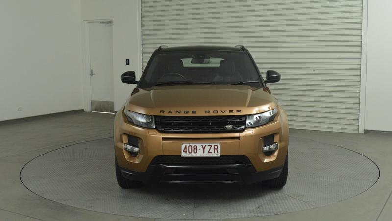 LAND ROVER RANGE ROVER EVOQUE TD4 L538 TD4 Dynamic Wagon 5dr CommandShift 6sp 4x4 2.2DT [MY13]