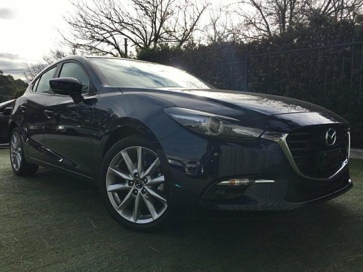MAZDA 3 SP25 BN Series SP25 GT Hatchback 5dr SKYACTIV-Drive 6sp 2.5i (5yr warranty) [Aug]