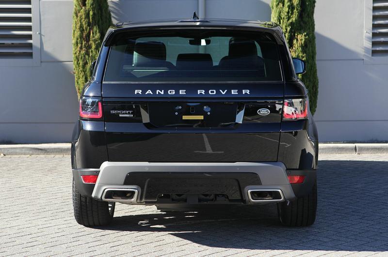 LAND ROVER RANGE ROVER SPORT SDV6 183kW L494 SDV6 183kW SE Wagon 5dr CommandShift 8sp 4x4 3.0DTT [MY19.5]