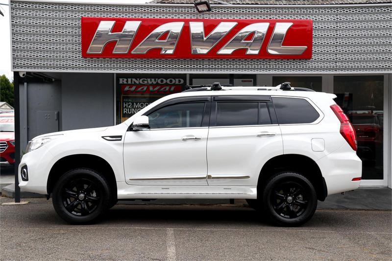 HAVAL H9 LUX LUX Wagon 7st 5dr Auto 8sp 4WD 2.0T [MY19]