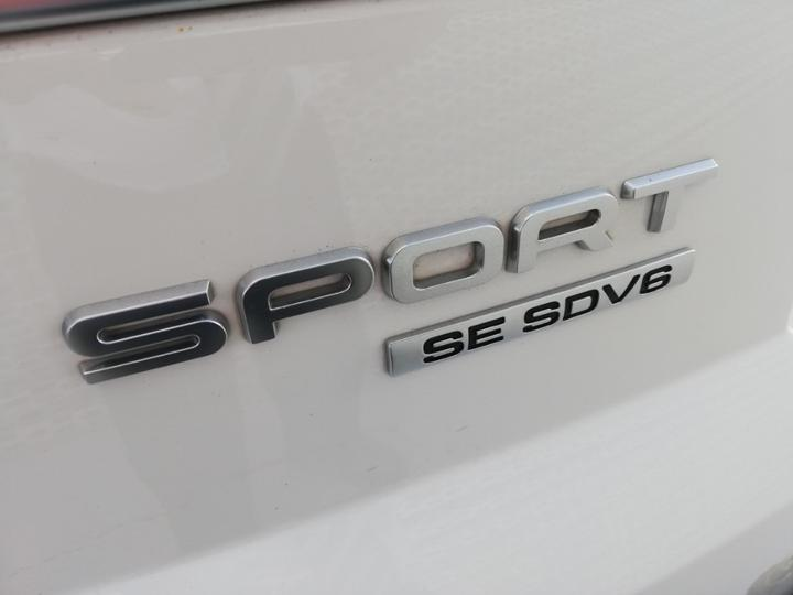 LAND ROVER RANGE ROVER SPORT SDV6 L494 SDV6 SE Wagon 5dr CommandShift 8sp 4x4 3.0DTT [MY16.5]