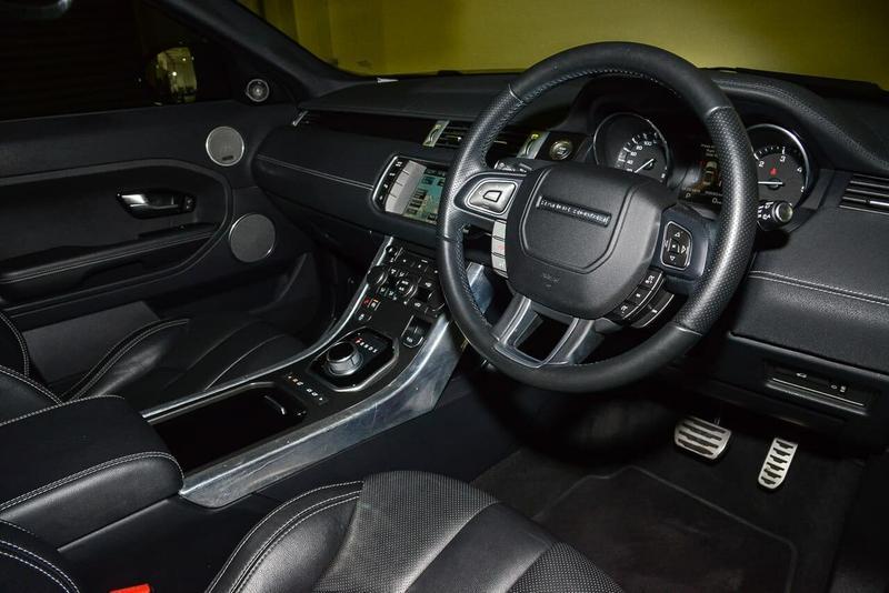 LAND ROVER RANGE ROVER EVOQUE SD4 L538 SD4 Dynamic Wagon 5dr Spts Auto 9sp 4x4 2.2DT [MY15]