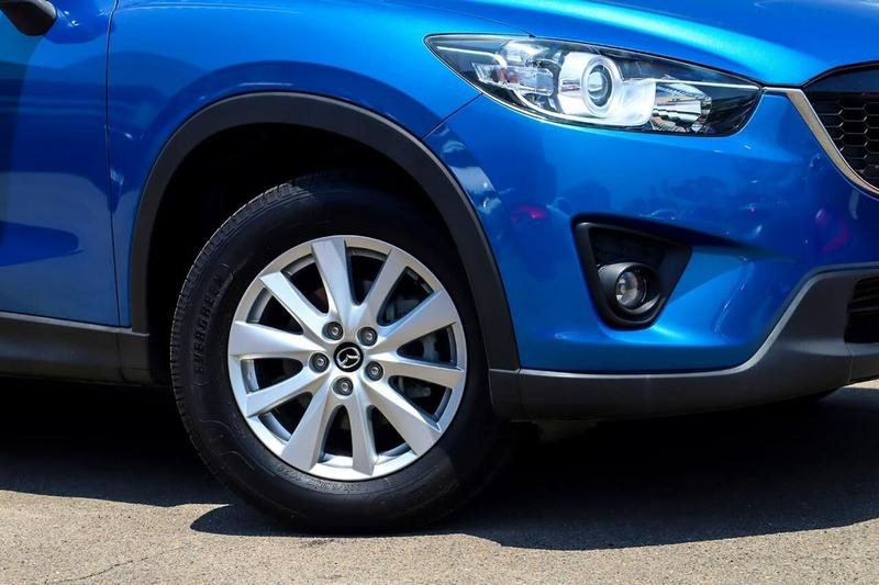 MAZDA CX-5 Maxx KE Series Maxx Sport Wagon 5dr SKYACTIV-Drive 6sp AWD 2.2DTT [Feb]