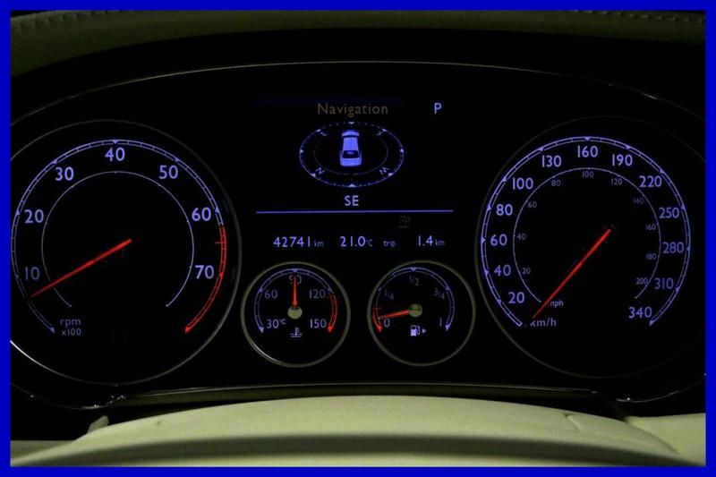 BENTLEY FLYING SPUR  3W Sedan 4dr Spts Auto 8sp AWD 6.0TT [MY14]