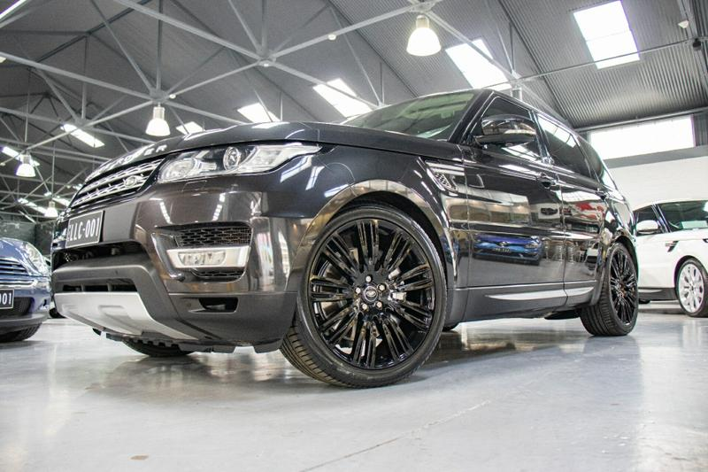 LAND ROVER RANGE ROVER SDV6 L494 SDV6 Autobiography Wagon 5dr CommandShift 8sp 4x4 3.0DTT [MY14.5]