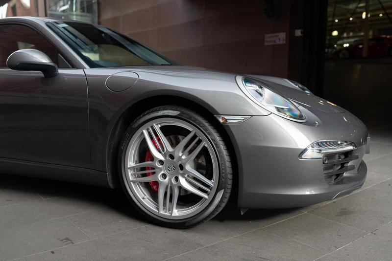 PORSCHE 911 CARRERA S 991 S Coupe 2dr PDK 7sp 3.8i [Mar]