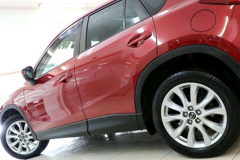 MAZDA CX-5 Grand Touring KE Series Grand Touring Wagon 5dr SKYACTIV-Drive 6sp AWD 2.2DTT [MY14]
