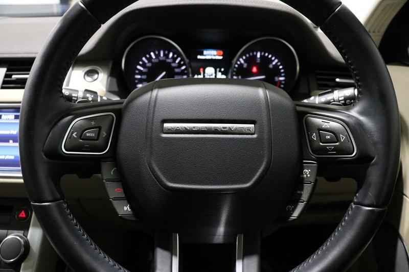 LAND ROVER RANGE ROVER EVOQUE TD4 L538 TD4 Pure Wagon 5dr CommandShift 6sp 4x4 2.2DT [MY13]
