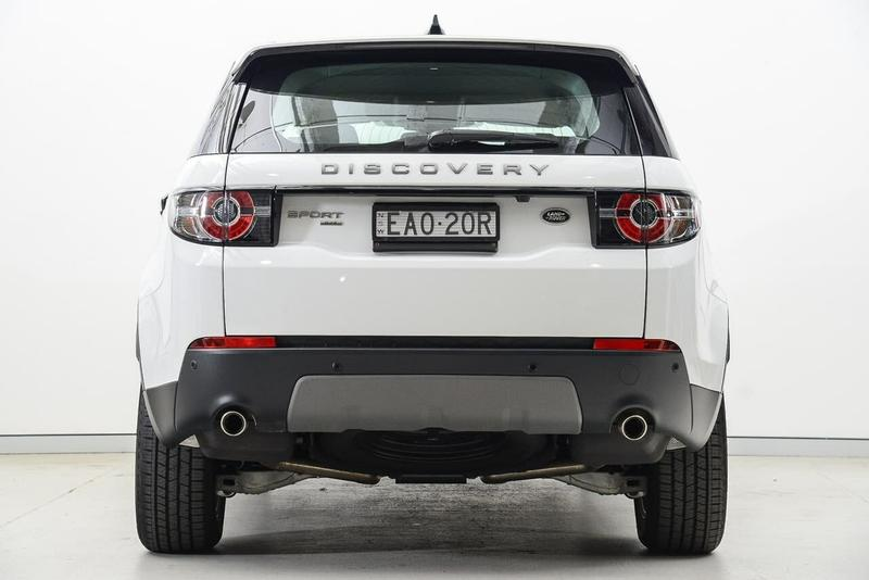 LAND ROVER DISCOVERY SPORT SD4 L550 SD4 SE Wagon 5dr Spts Auto 9sp 4x4 2.0DTT [MY19]