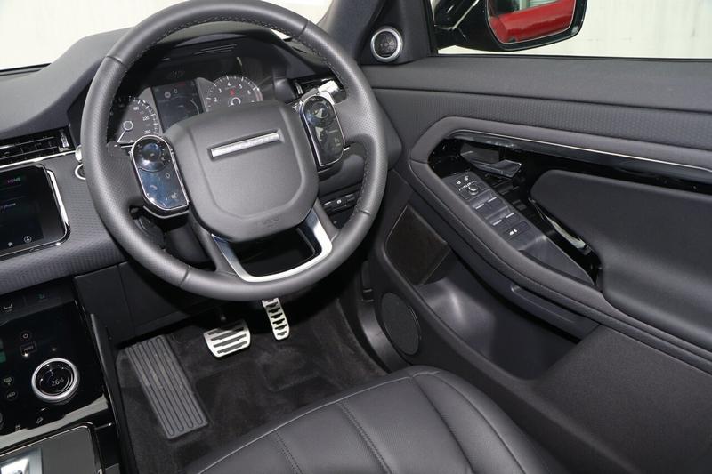 LAND ROVER RANGE ROVER EVOQUE P250 L551 P250 R-Dynamic S Wagon 5dr Spts Auto 9sp 4x4 2.0T [MY20]