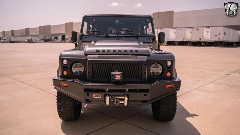 1989 LAND ROVER DEFENDER 6L80 6 Speed Automatic