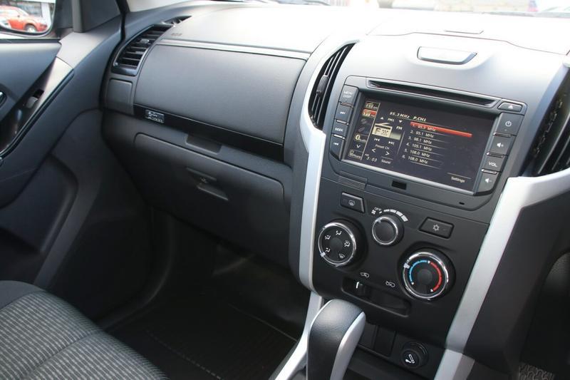 ISUZU D-MAX LS-M LS-M Utility Crew Cab 4dr Spts Auto 6sp 4x4 3.0DT [MY18]