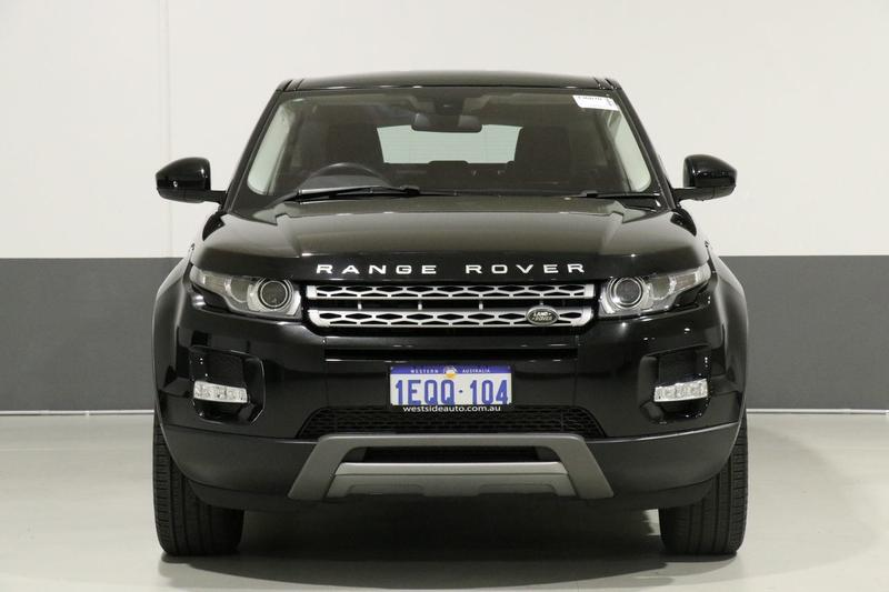 LAND ROVER RANGE ROVER EVOQUE eD4 L538 eD4 Pure Tech Wagon 5dr Man 6sp 2.2DT [MY14]