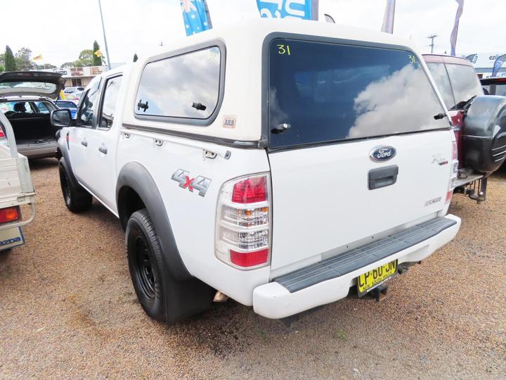 FORD RANGER XL PK XL Cab Chassis Crew Cab 4dr Auto 5sp 4x4 3.0DT
