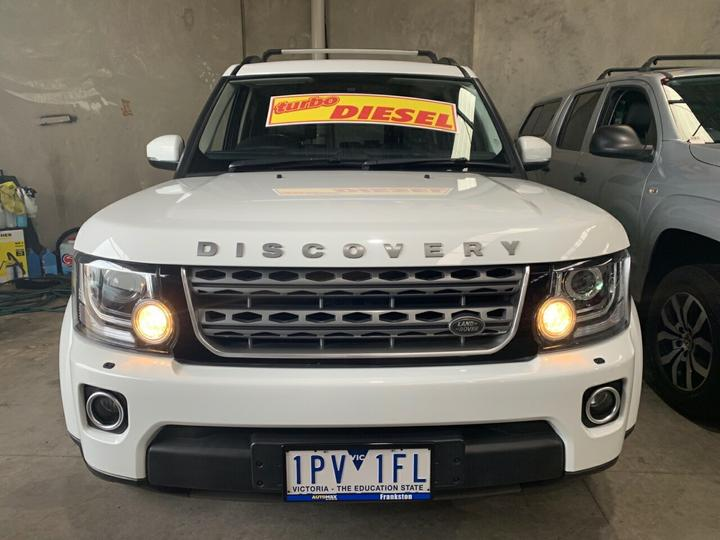 LAND ROVER DISCOVERY TDV6 Series 4 TDV6 Wagon 5dr Spts Auto 8sp 4x4 3.0DTT [MY16.5]