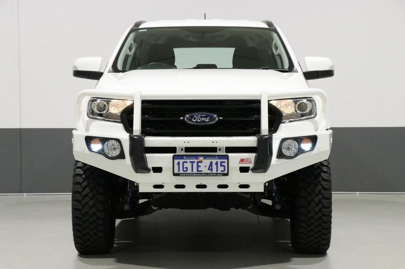 2018 FORD EVEREST Ambiente