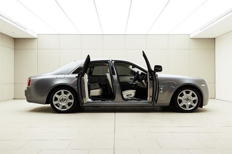 ROLLS-ROYCE GHOST  664S Sedan 4dr Auto 8sp 6.6TT
