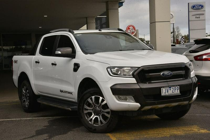 2017 Ford Ranger >> 2017 Ford Ranger Wildtrak