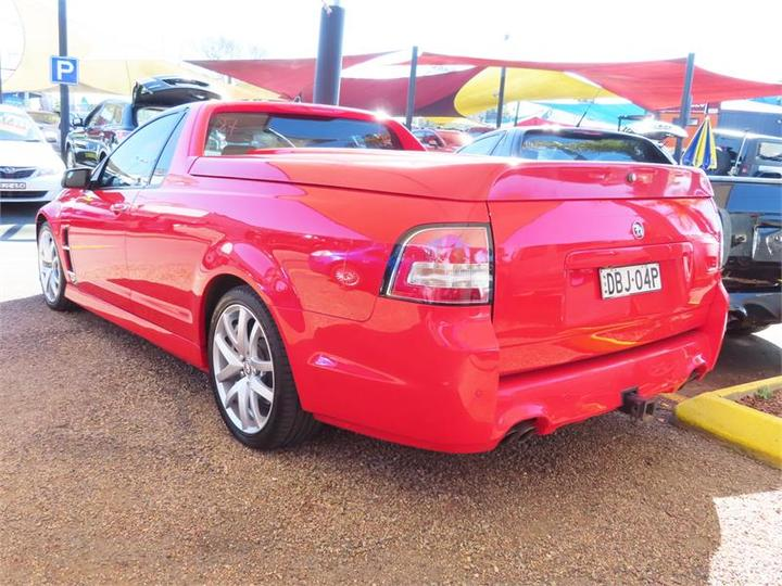 HOLDEN SPECIAL VEHICLES MALOO GXP E Series 2 GXP Utility Extended Cab 2dr Man 6sp 6.2i