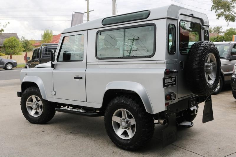 LAND ROVER DEFENDER  90 Wagon 3dr Man 6sp AWD 2.2DT [MY16]