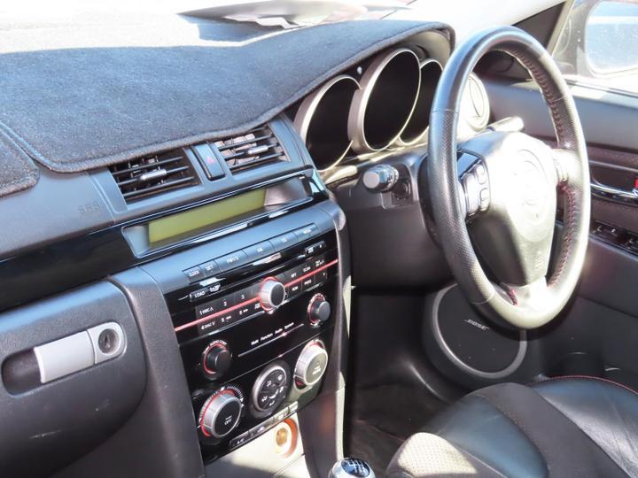 MAZDA 3 MPS BK Series 2 MPS Sports Hatchback 5dr Man 6sp 2.3T