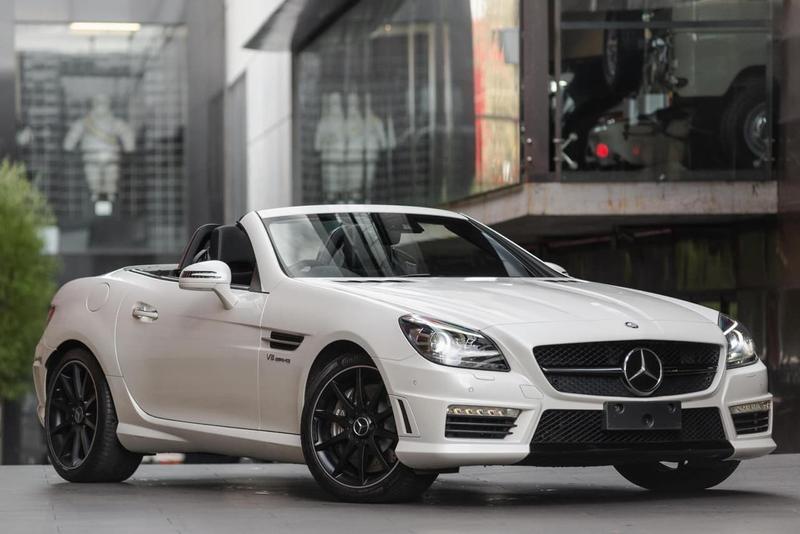 2016 Mercedes Benz Slk55 Amg