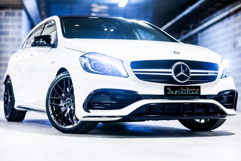 2016 Mercedes Benz A45 Amg