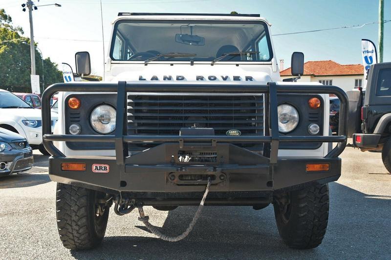 LAND ROVER DEFENDER  130 Utility Crew Cab 4dr Man 6sp 4x4 2.2DT [MY12]