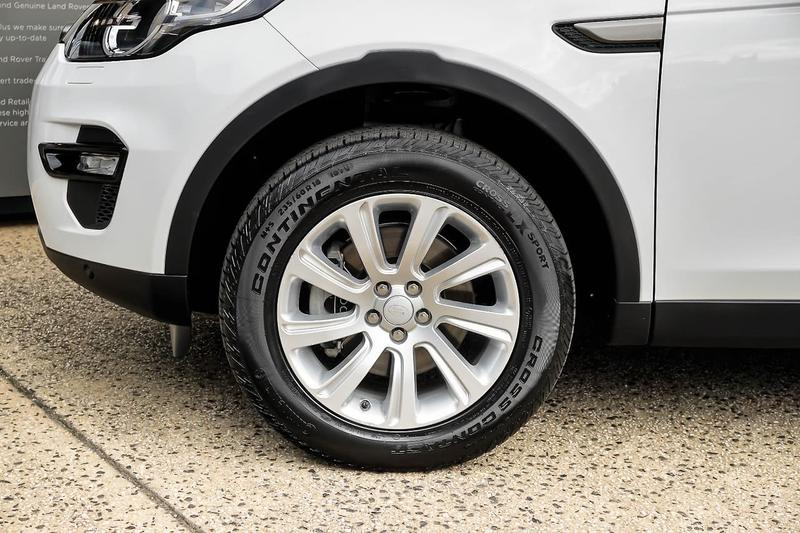 LAND ROVER DISCOVERY SPORT SD4 L550 SD4 SE Wagon 5dr Spts Auto 9sp 4x4 2.2DT [MY16.5]