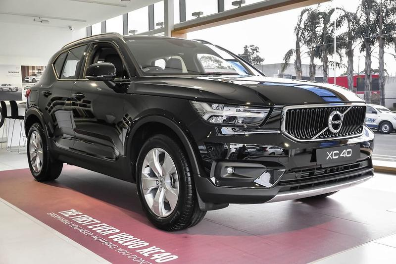 2019 Volvo Xc40 T4 Momentum Sports Automatic