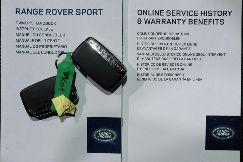 LAND ROVER RANGE ROVER SDV8 L494 SDV8 HSE Wagon 5dr CommandShift 8sp 4x4 4.4DTT [MY15.5]