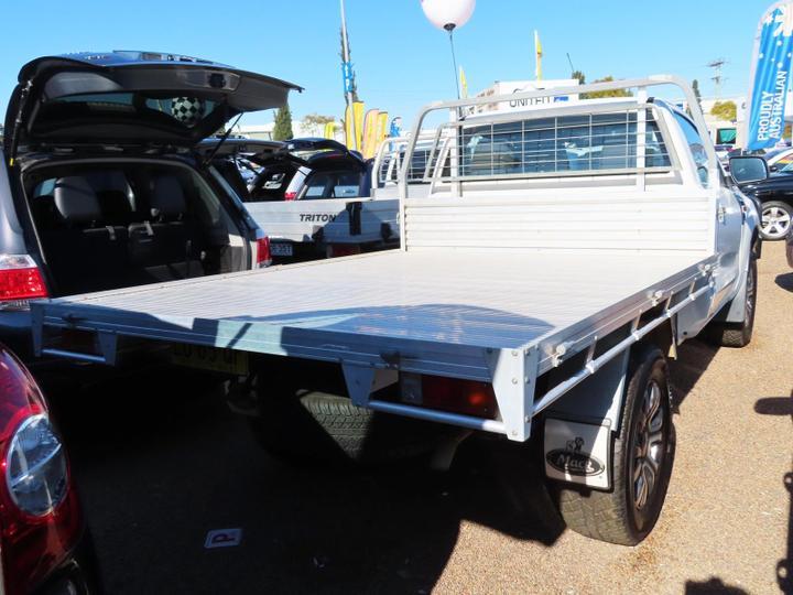 FORD RANGER XL PX XL Utility Double Cab 4dr Man 6sp 4x4 2.2DT