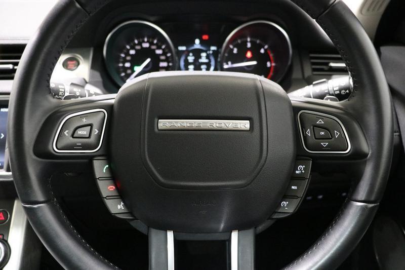 LAND ROVER RANGE ROVER EVOQUE TD4 150 L538 TD4 150 SE Wagon 5dr Spts Auto 9sp 4x4 2.0DT [MY16]