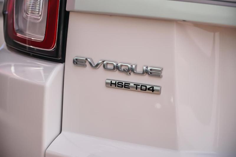 LAND ROVER RANGE ROVER EVOQUE TD4 180 L538 TD4 180 HSE Wagon 5dr Spts Auto 9sp 4x4 2.0DT [MY17]