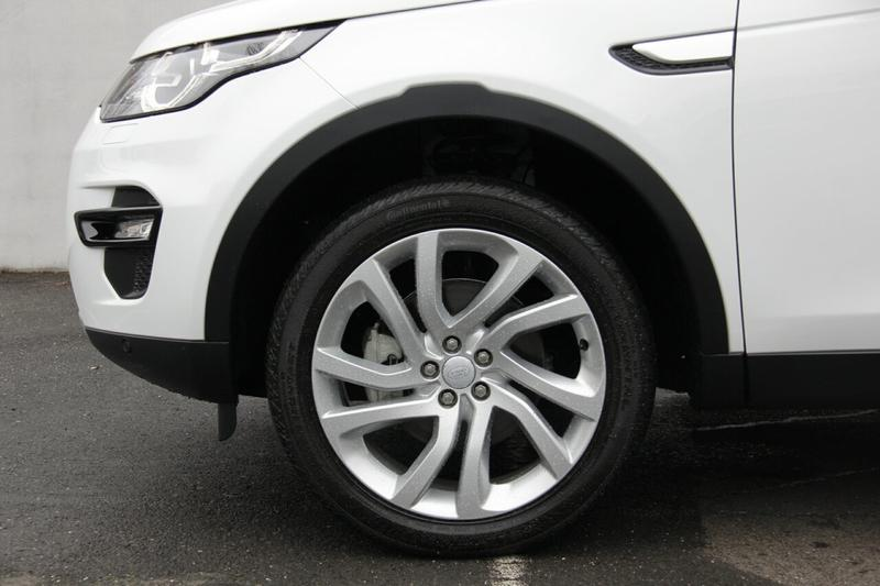 LAND ROVER DISCOVERY SPORT TD4 110kW L550 TD4 110kW HSE Wagon 5dr Spts Auto 9sp 4x4 2.0DT [MY18]