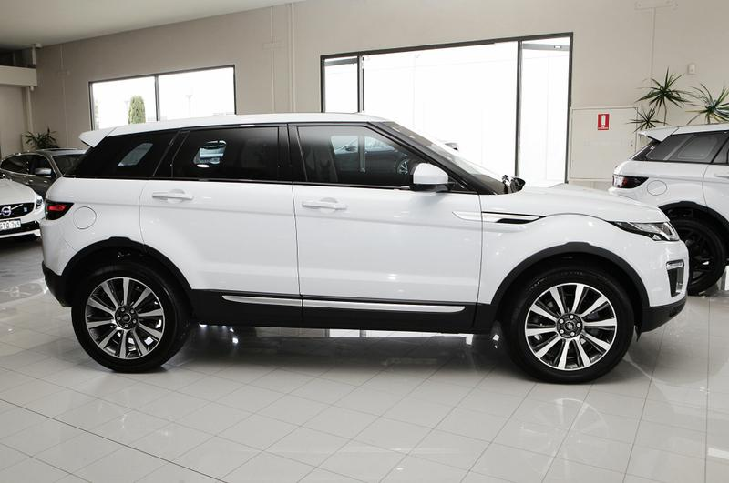 LAND ROVER RANGE ROVER EVOQUE TD4 180 L538 TD4 180 HSE Wagon 5dr Spts Auto 9sp 4x4 2.0DT [MY17]