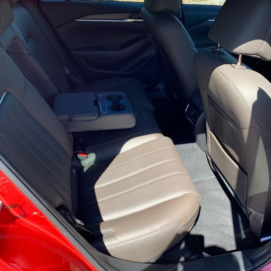 MAZDA 6 Atenza GL Series Atenza Wagon 5dr SKYACTIV-Drive 6sp 2.5T